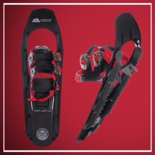 Video Gear Review: The Cascade Snowshoe from Adventure Research
