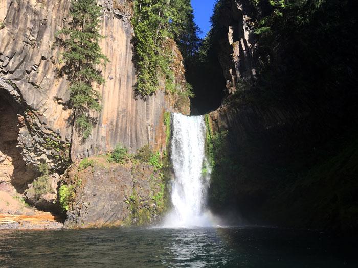 Tokette Falls