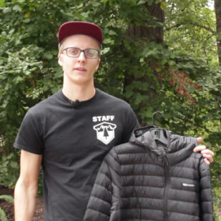 Video Gear Review: Wilderness Technology Down Sweater