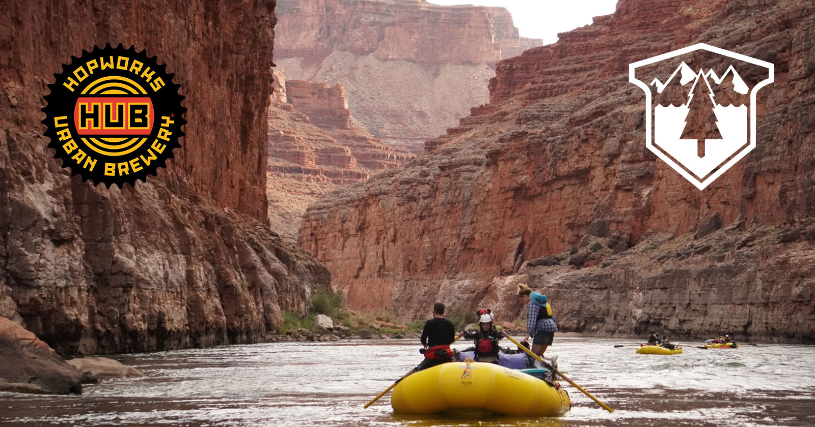 Thirsty Thursday: Rafting the Grand Canyon