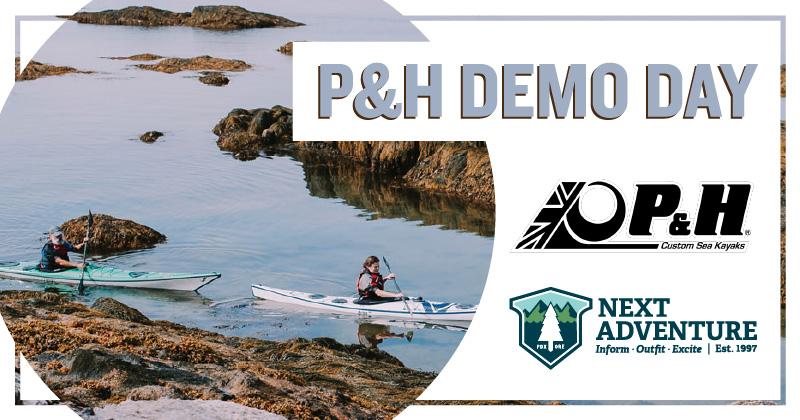 P&H Kayak Demo Weekend