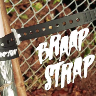 The Braap Strap from Next Adventure & Voile!