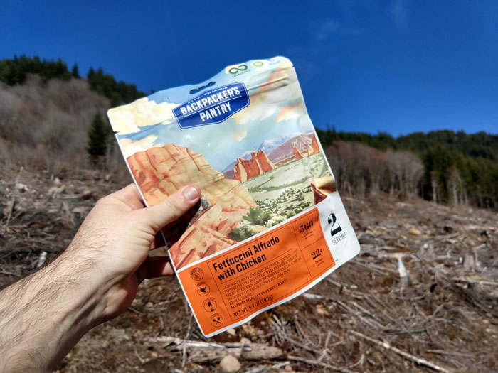 Gear Review: Backpacker's Pantry Freeze Dried Backpacking Meals |  Nextadventure | Next Adventure