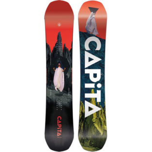 Gear Review: 2021 Capita Defenders of Awesome (DOA) Snowboard