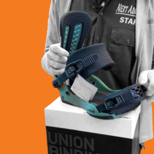 Video Gear Review: 2021 Union Force Snowboard Binding