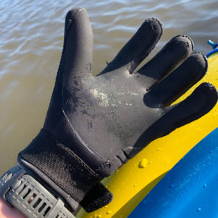 Gear Review: Stohlquist Maw Paddling Glove