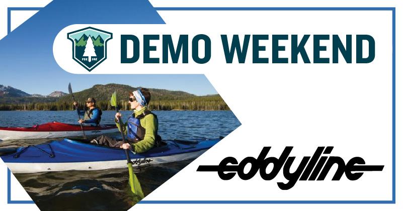 Eddyline Kayak Demo Days