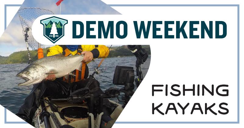 Fishing Kayak Demo