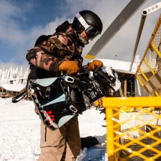 Gear Review: 2021 Lib Tech Travis Rice Orca Snowboard