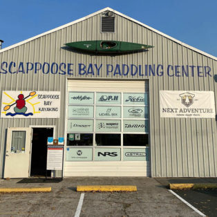 Fall events at the Scappoose Bay Paddling Center