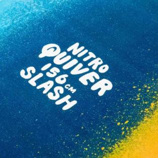 Gear Review: 2021 Nitro Quiver Slash Snowboard